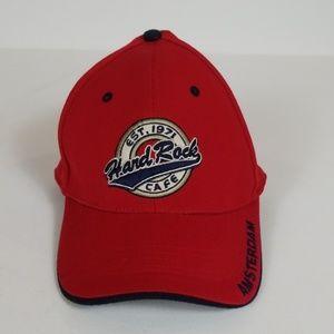 Hard Rock Cafe Amsterdam Ball Cap Hat